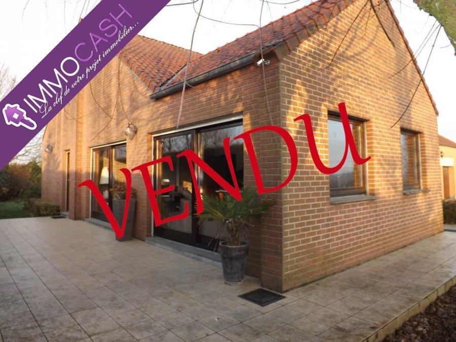 ▷ Maison individuelle en vente • Houdain-lez-Bavay • 136 m² • 239 ...