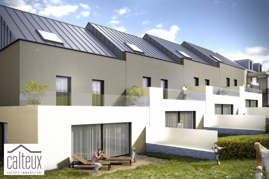 acheter maison mitoyenne 3 chambres 181 m² beringen (mersch) photo 2