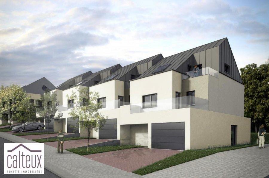 acheter maison mitoyenne 3 chambres 181 m² beringen (mersch) photo 3