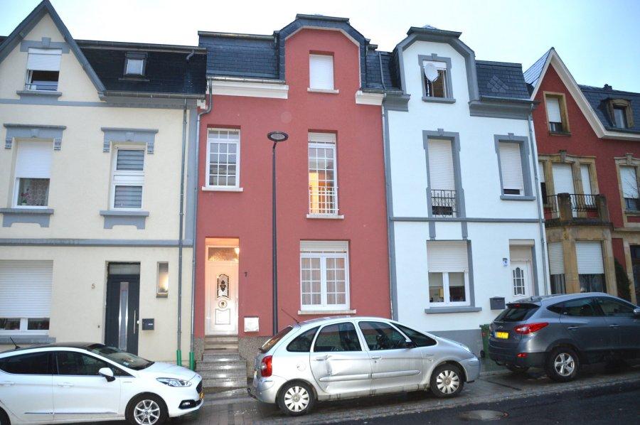 Duplex à louer 2 chambres à Rodange