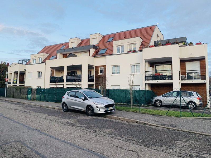 Appartement à louer F3 à Bischwiller