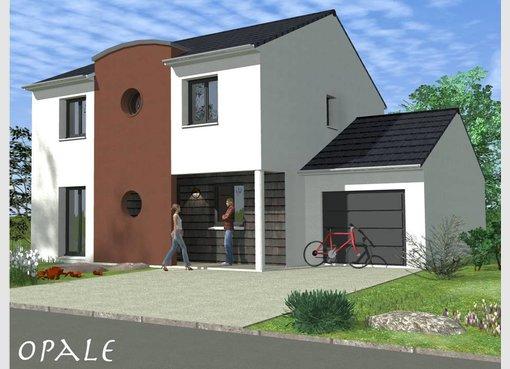 Terrain constructible à vendre F6 à Sillegny (FR) - Réf. 7151867