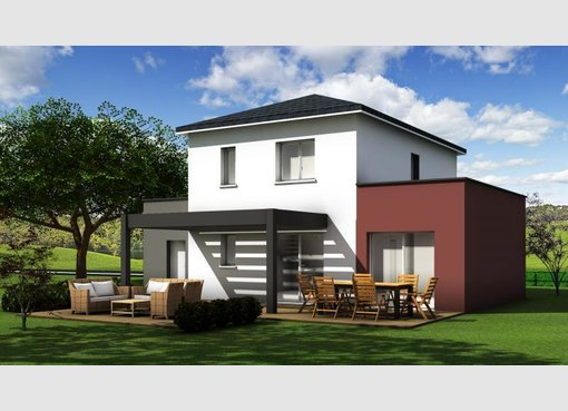 Vente maison 4 pi ces creutzwald moselle r f 5591291 for Garage a creutzwald