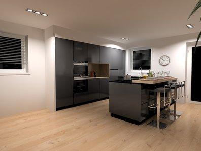Penthouse à vendre 2 Chambres à Dudelange - Réf. 6545659