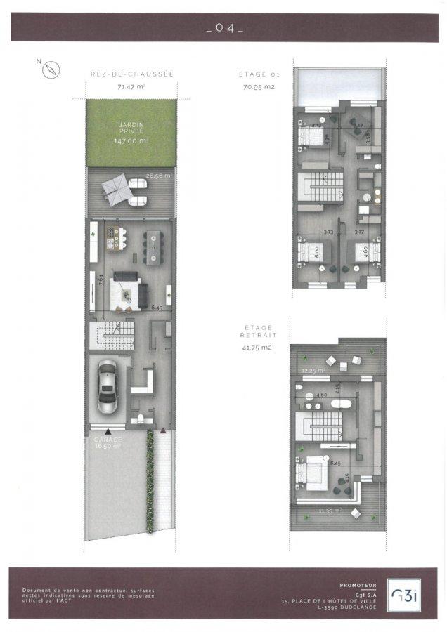 doppelhaushälfte kaufen 5 schlafzimmer 184 m² kayl foto 4