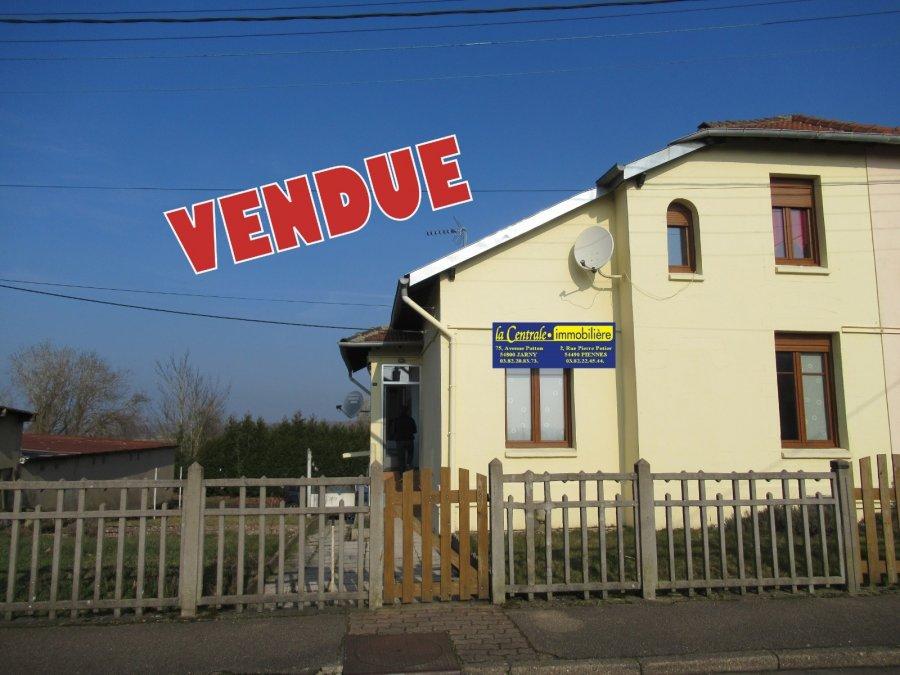 acheter maison jumelée 6 pièces 110 m² joudreville photo 1