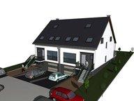 Maison jumelée à vendre 3 Chambres à Schieren - Réf. 4749051