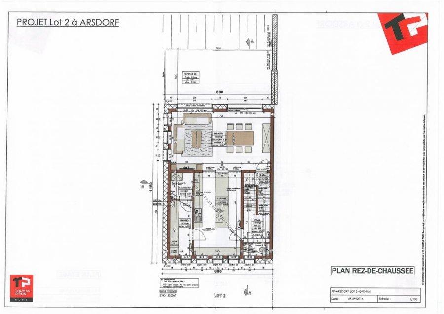 Reihenhaus Kaufen 4 Schlafzimmer 147 M² Arsdorf Foto 1