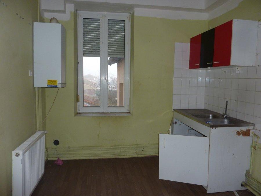 Appartement à vendre F3 à gouraincourt