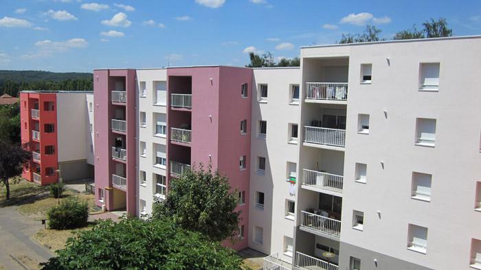 louer appartement 2 pièces 56 m² petite-rosselle photo 2