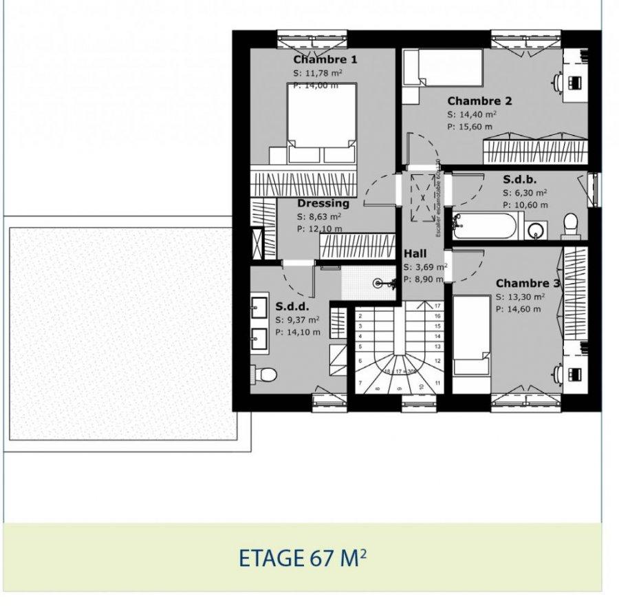 acheter maison jumelée 3 chambres 142 m² ell photo 6