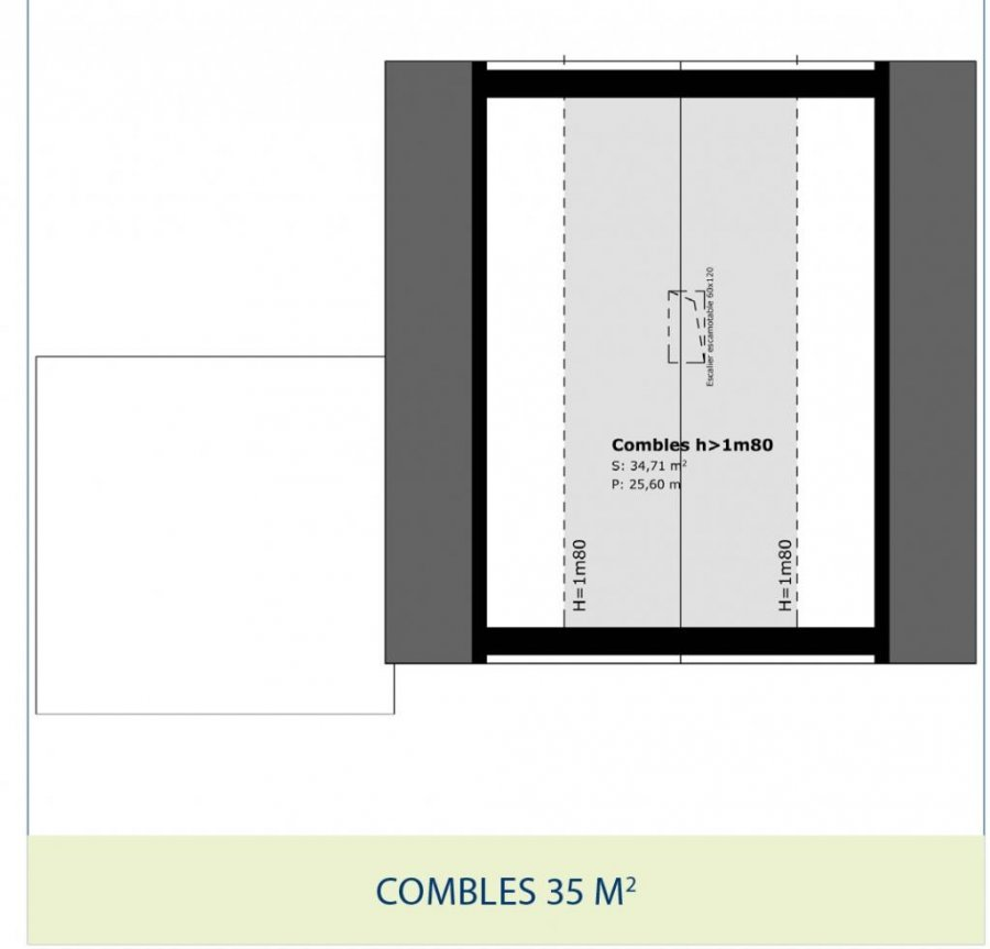 acheter maison jumelée 3 chambres 142 m² ell photo 7