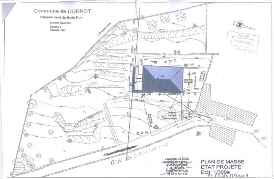 acheter terrain constructible 0 pièce 0 m² dornot photo 3