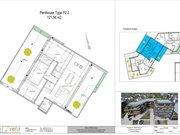 Penthouse-Wohnung zum Kauf 3 Zimmer in Walferdange - Ref. 6471692