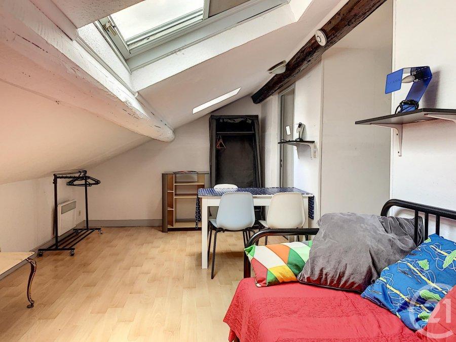 louer appartement 1 pièce 16.38 m² vandoeuvre-lès-nancy photo 1