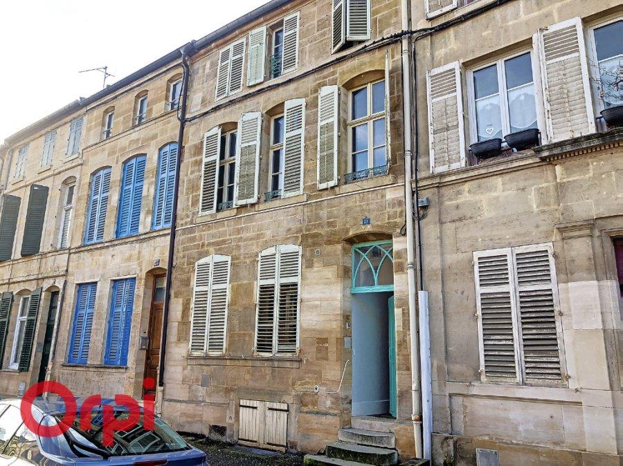 acheter immeuble de rapport 6 pièces 142.5 m² bar-le-duc photo 2