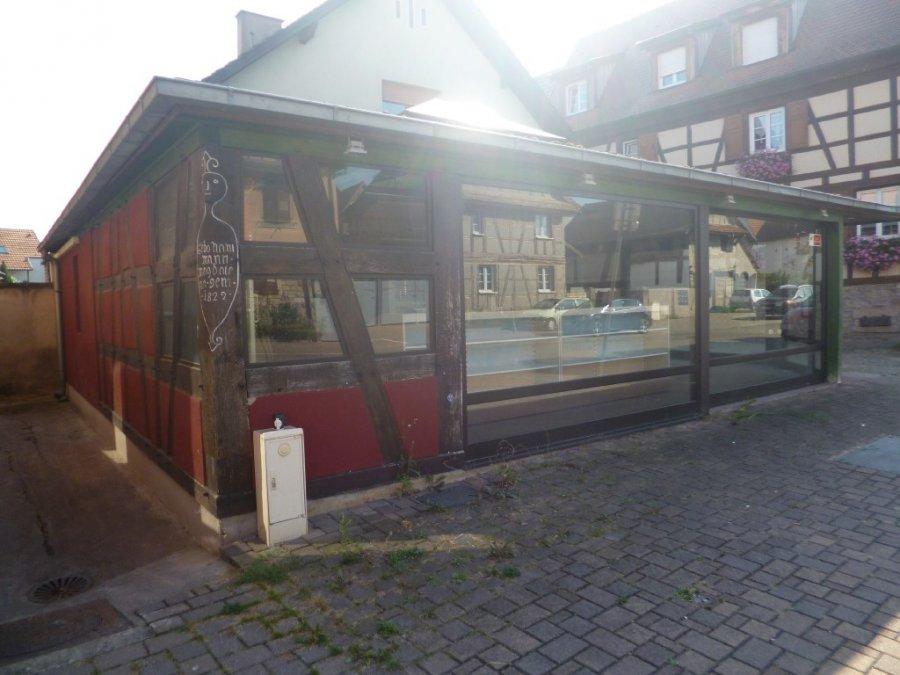 Local commercial à vendre F2 à Entzheim