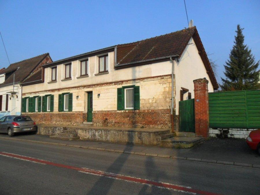 Maison individuelle en vente beaumetz l s loges 160 m for Acheter maison individuelle nord