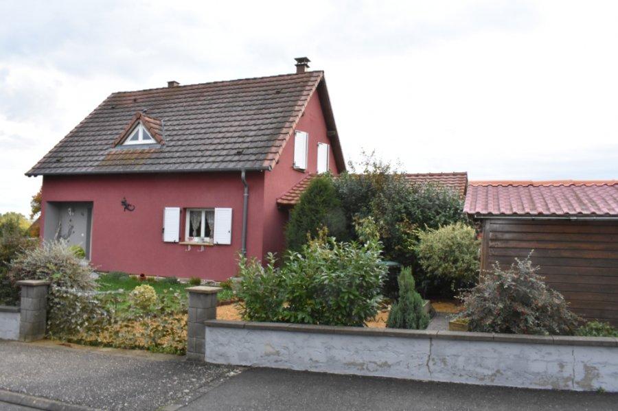 Maison à vendre F5 à Dehlingen