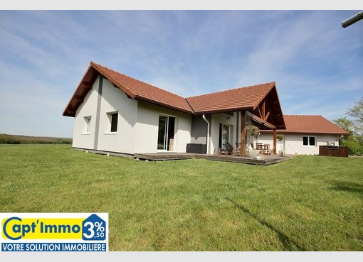Vente maison individuelle f7 metz moselle r f 5286668 for Vente maison individuelle moselle