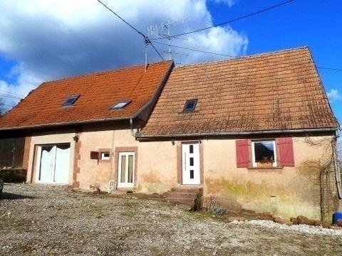 Maison individuelle à vendre F3 à Sparsbach