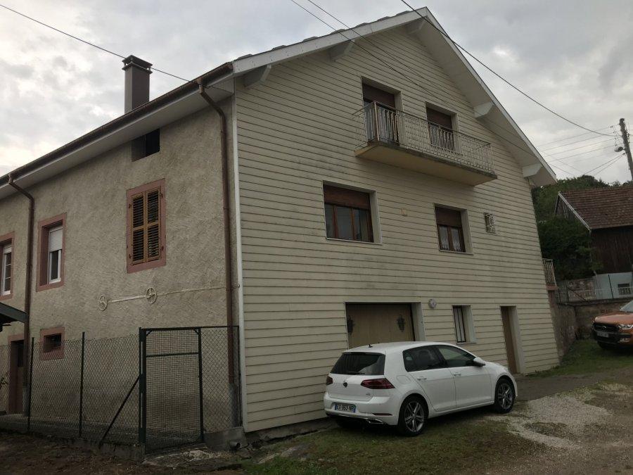 Maison à vendre F5 à Troisfontaines