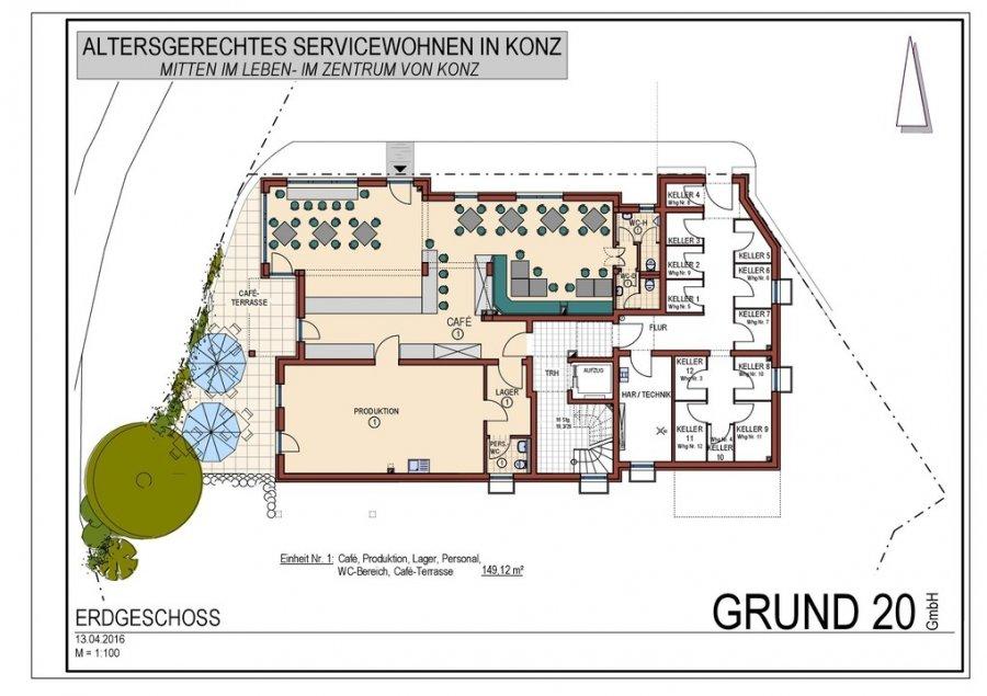 acheter duplex 3 pièces 133.67 m² konz photo 7