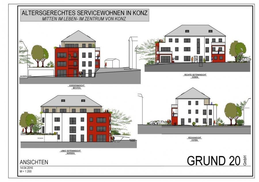 acheter duplex 3 pièces 133.67 m² konz photo 4