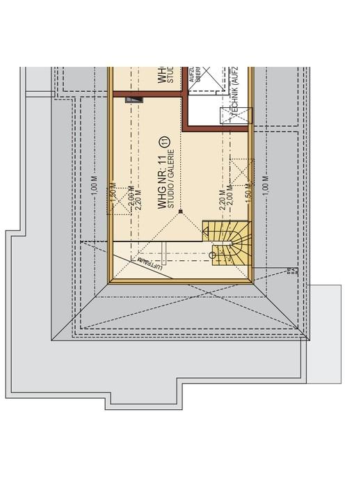 acheter duplex 3 pièces 133.67 m² konz photo 2