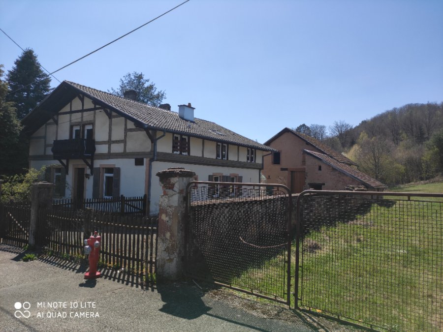 Maison à vendre F7 à Eguelshardt