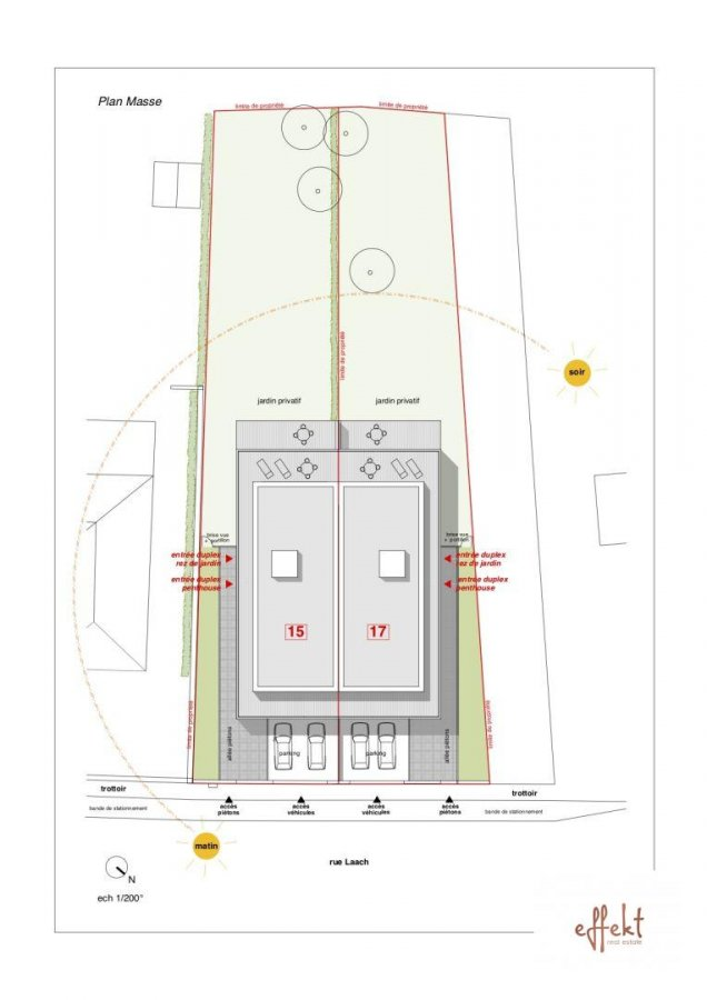 penthouse for buy 3 bedrooms 202.37 m² niederanven photo 4