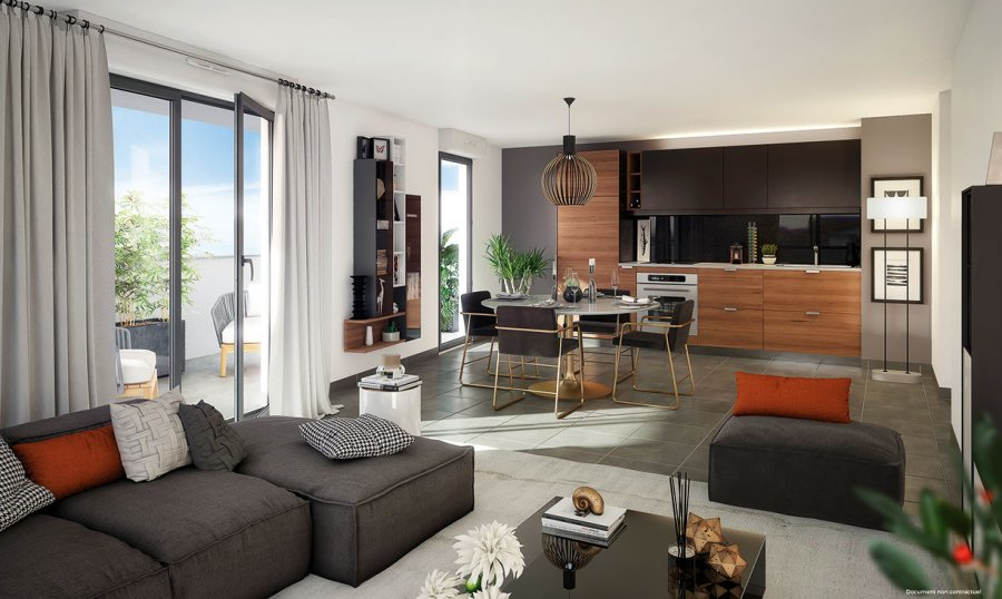 acheter appartement 2 pièces 42 m² saint-nazaire photo 3