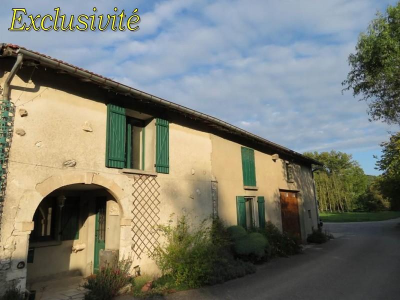 acheter maison 5 pièces 180 m² loisey-culey photo 1