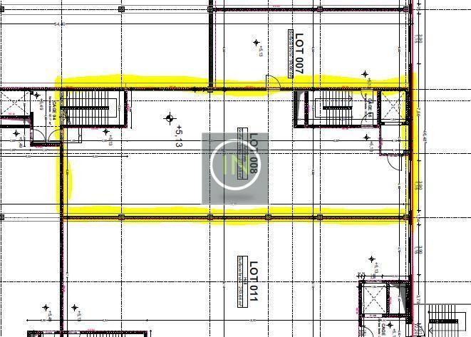 büro kaufen 1 schlafzimmer 272 m² contern foto 2