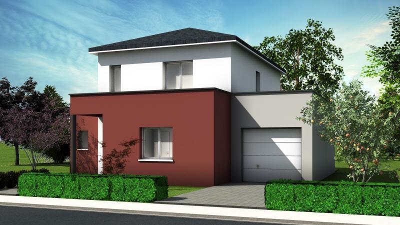 haus kaufen 4 zimmer 120 m² berviller-en-moselle foto 2