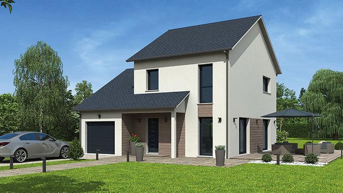 acheter maison 5 pièces 121.8 m² lorry-mardigny photo 1