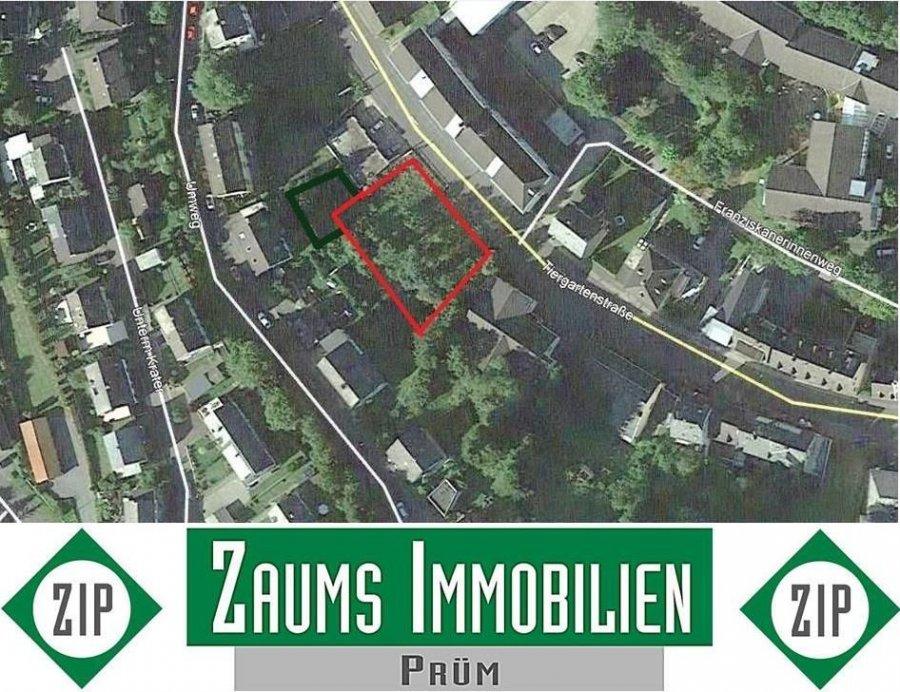 acheter terrain constructible 0 pièce 0 m² prüm photo 1