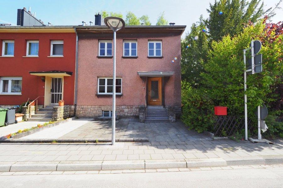 Maison jumelée à vendre 3 chambres à Esch-sur-Alzette