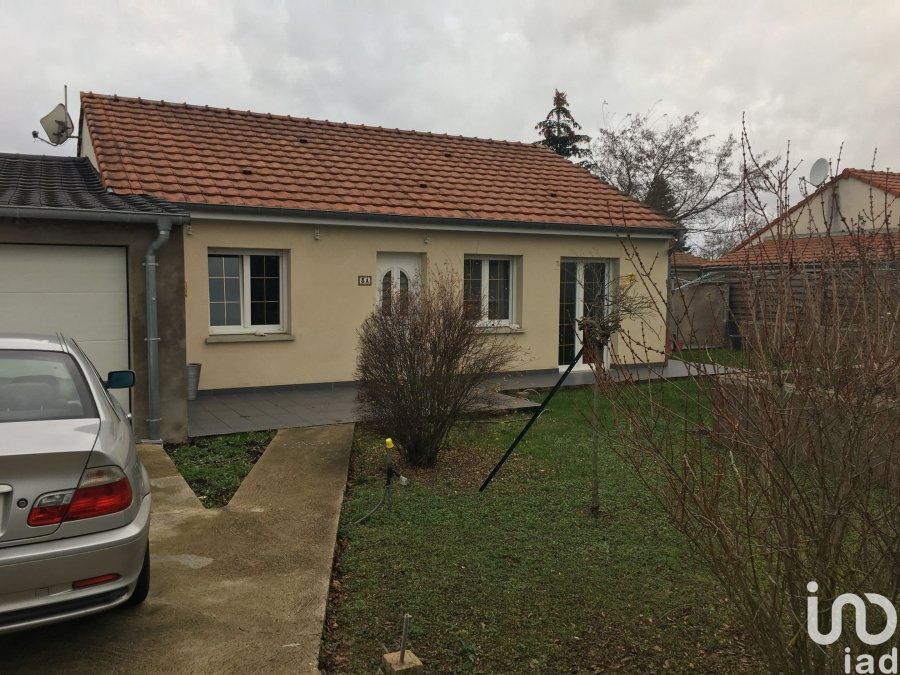 acheter maison 3 pièces 92 m² guénange photo 3