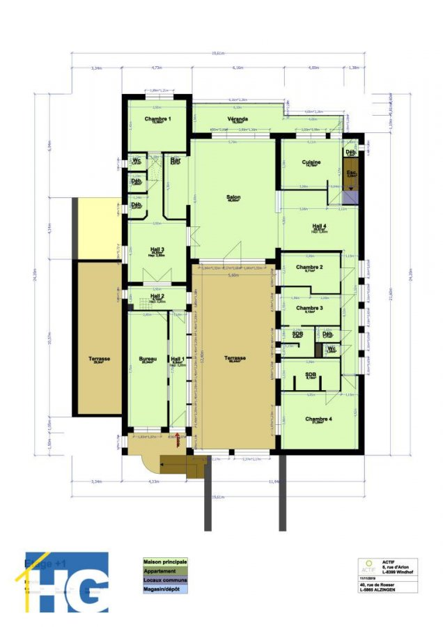 investment building for buy 0 bedroom 0 m² alzingen photo 5