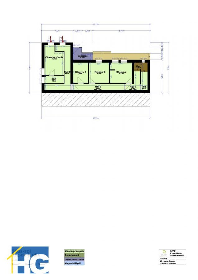 investment building for buy 0 bedroom 0 m² alzingen photo 6