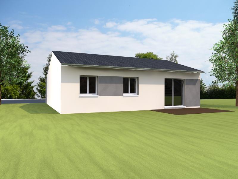acheter maison 4 pièces 71 m² mont-sur-meurthe photo 2