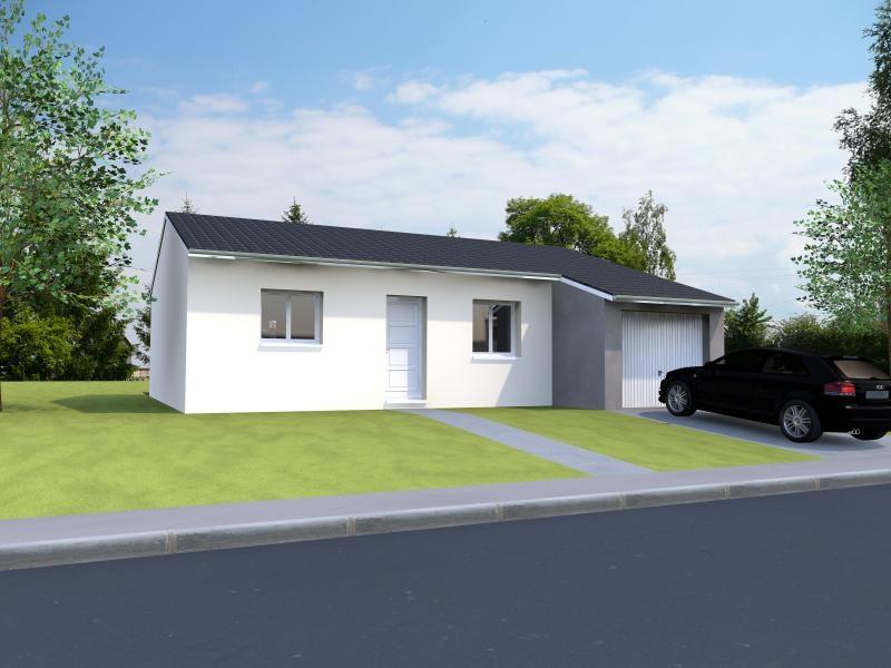 acheter maison 4 pièces 71 m² mont-sur-meurthe photo 1