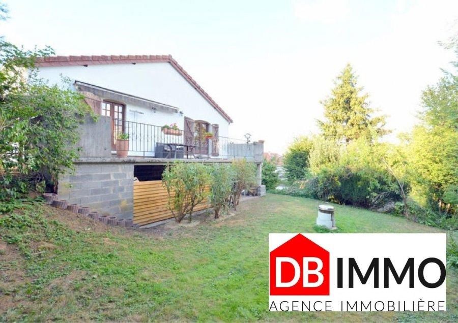 acheter maison 6 pièces 121 m² mont-saint-martin photo 3