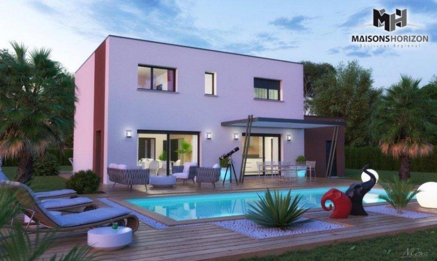 Maison individuelle en vente terville 123 m 380 000 for Maison individuelle a acheter