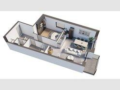 Appartement à vendre 1 Chambre à Niederkorn - Réf. 6141980