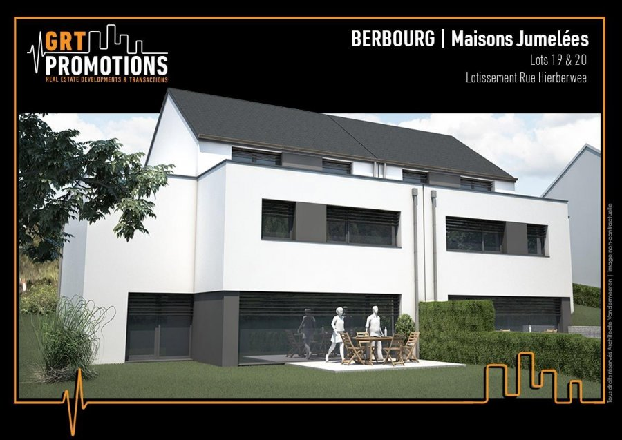 acheter maison individuelle 4 chambres 152 m² berbourg photo 1