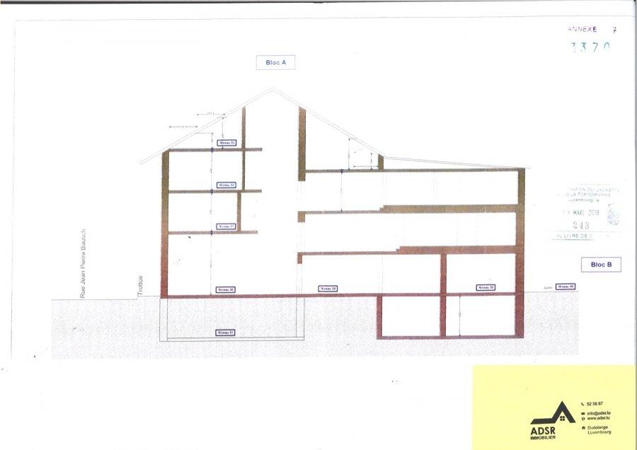 Immeuble de rapport à vendre 10 chambres à Esch-sur-Alzette