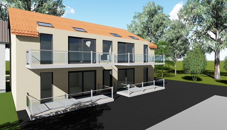 Appartement en vente cattenom 75 m 149 000 for Acheter un appartement en construction
