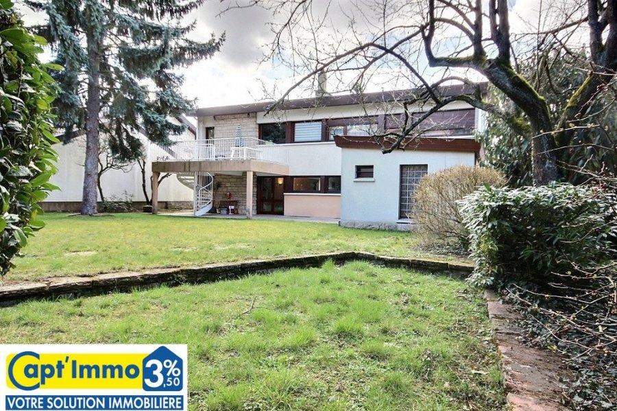 Maison individuelle à Metz